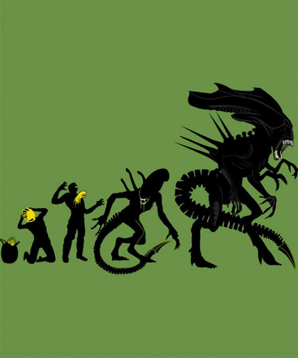 Evolución Alien