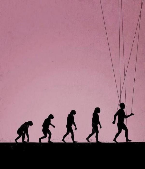 Evolucionando hacia marionetas