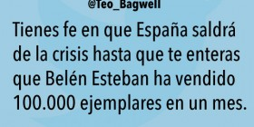 Fe en que España saldrá de la crisis