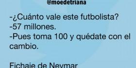 Fichaje de Neymar
