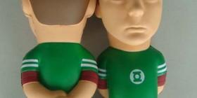 Figura antiestrés Sheldon Cooper