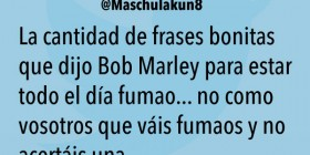 Frases bonitas de Bob Marley
