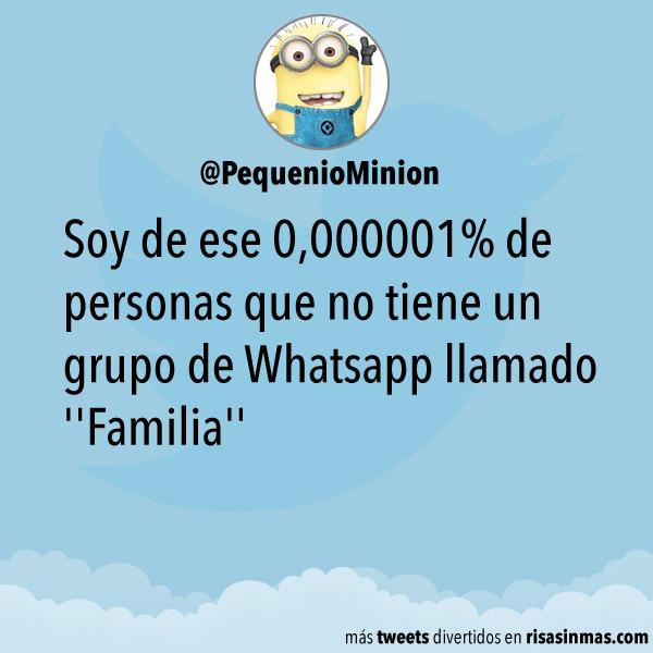Grupo Familia De Whatsapp