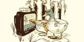 Harto de Duck Hunt