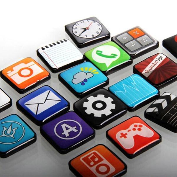 Imanes para nevera App