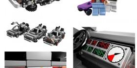 LEGO Regreso al Futuro