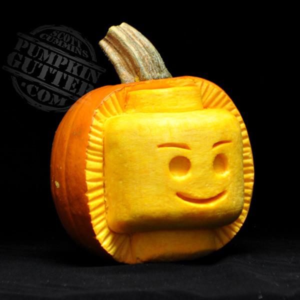 LEGO calabaza