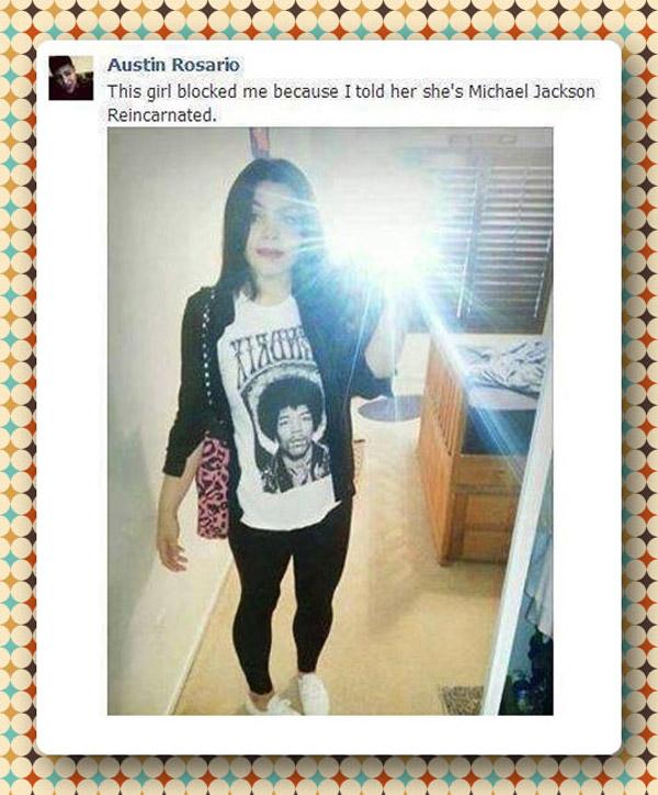 La reencarnación de Michael Jackson