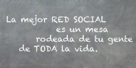 Le mejor red social