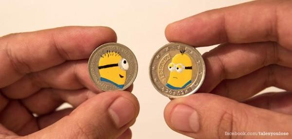 Los Minions ya tienen su propia moneda