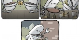 Los inodoros en un universo paralelo
