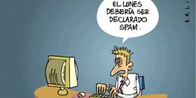 Lunes de spam