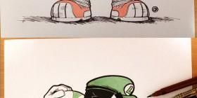 Mario y Luigi versión Yakuza