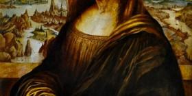 Mona Lisa envejecida
