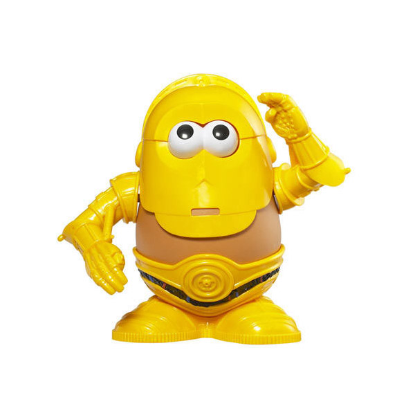 Mr. Potato C-3PO