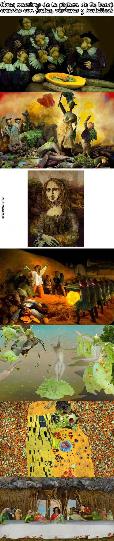 Obras maestras de la pintura de Ju Duoqi