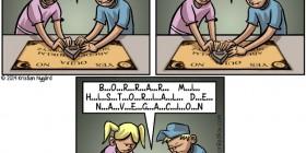 Ouija moderna