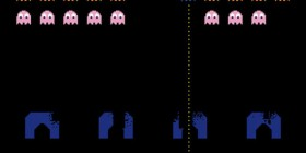 Pac-man Invaders