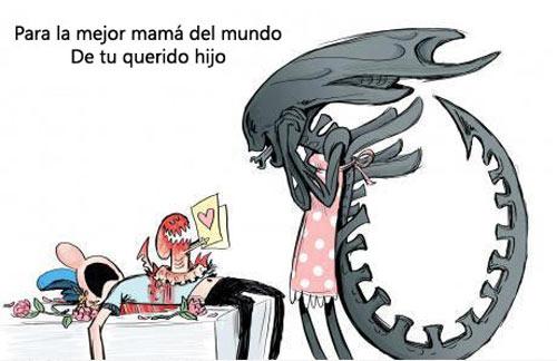 Para la mejor mamá del mundo