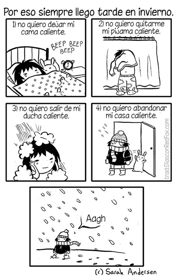 Pereza invernal