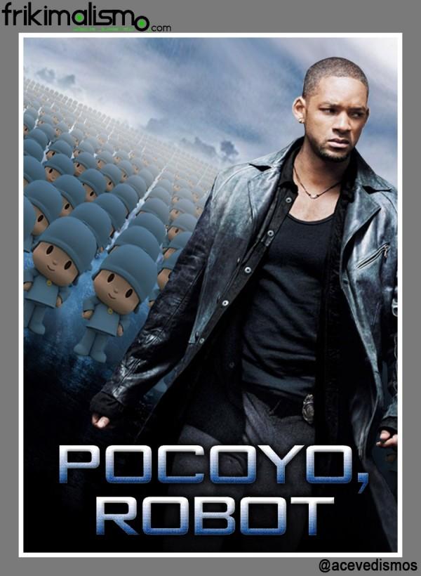 Pocoyo, Robot