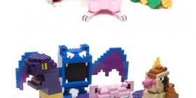 Pokemon hechos con LEGO