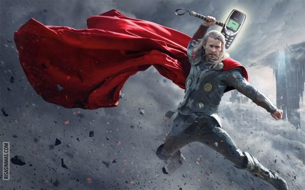 Primera imagen de Thor 3