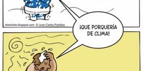 Cosas del clima