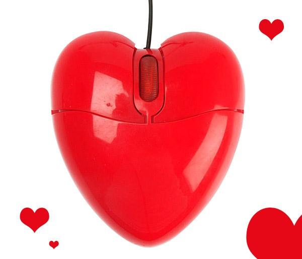 Ratón de San Valentín