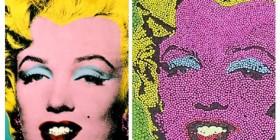 Retrato de Marilyn Monroe de Andy Warhol