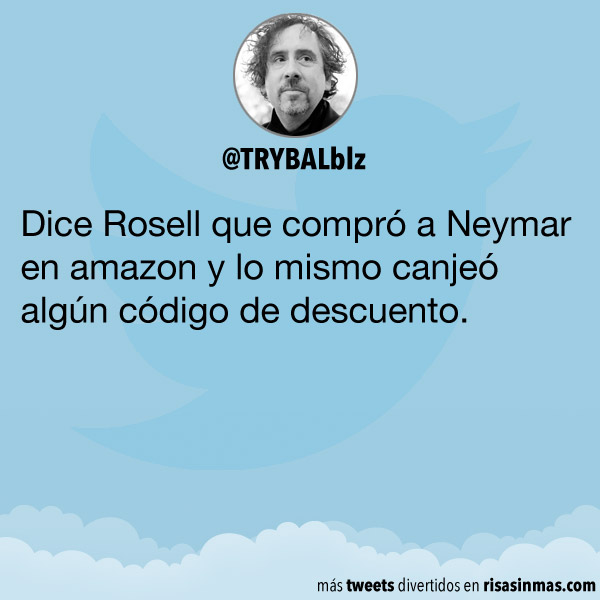 Rosell compró a Neymar en Amazon