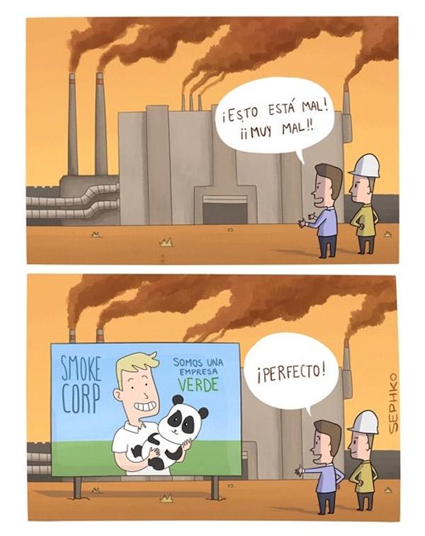 Somos una empresa verde