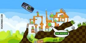 Super poder Angry Birds