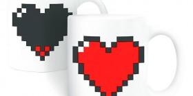 Tazas originales: Corazón