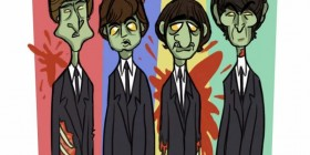 The Beatles zombies