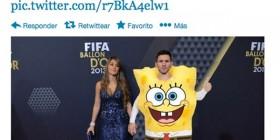 Traje de Messi para el próximo Balón de oro