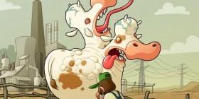 Vaca mutante