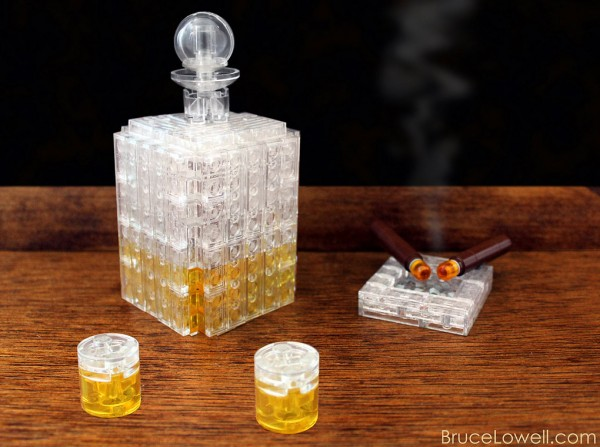 Whisky y cigarros
