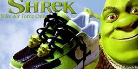 Zapatillas de Shrek