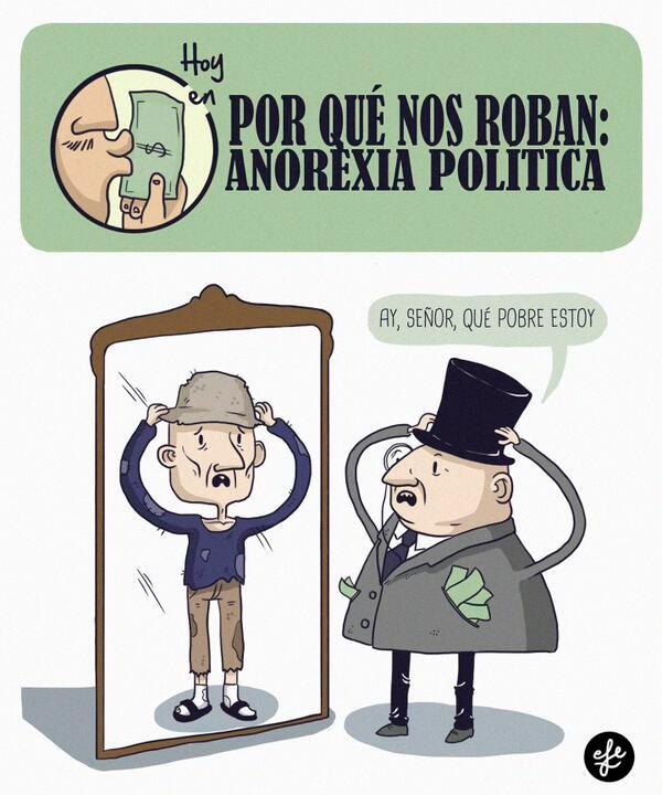 Anorexia política