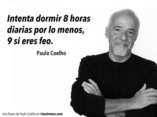 Coelho: Intenta dormir 8 horas diarias