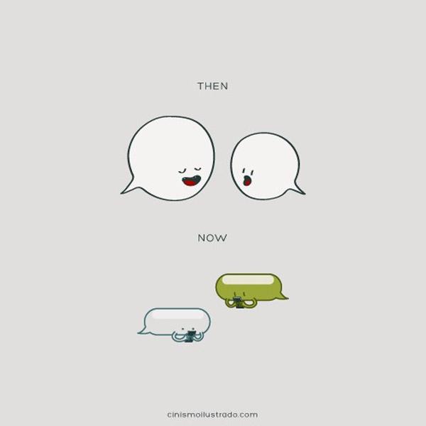 Diálogos: entonces y ahora