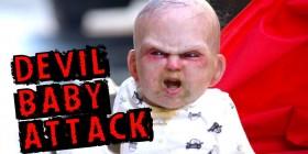 El bebé diabólico