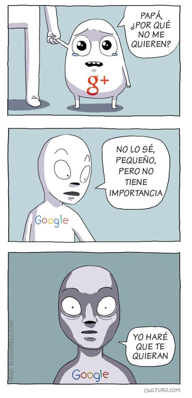 ¿Por qué no quieren a Google plus?