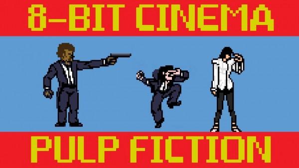 Pulp Fiction en 8 bits