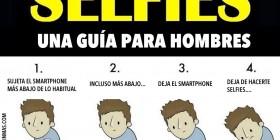 Selfies, guía para hombres