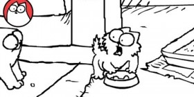 Simon's Cat: Doble problema