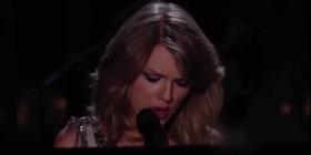 Taylor Swift atacada en los Grammy 2014