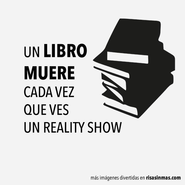 Un libro muere