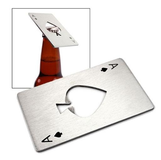 Abridor carta de poker